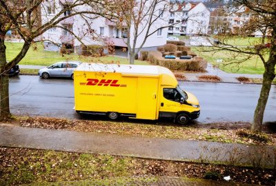 Send med DHL Express